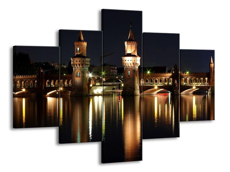 Osvětlené věže