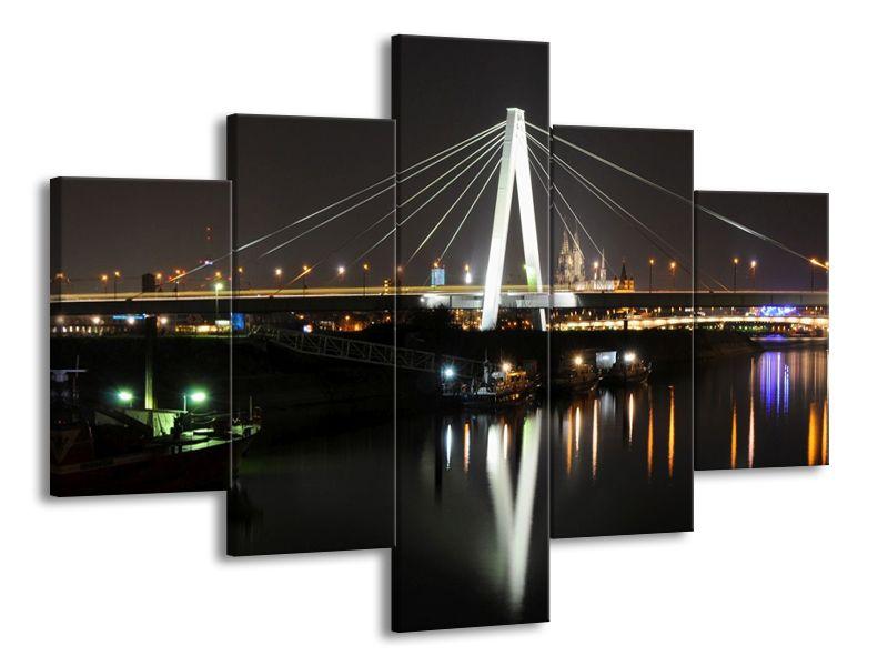 Zářící most