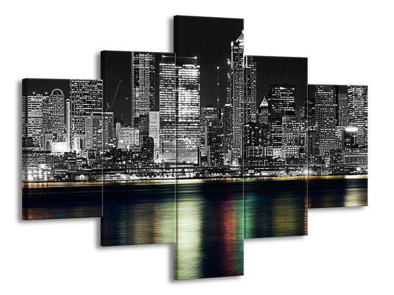 Noční kouzlo New Yorku