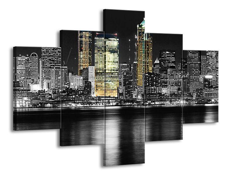 Černá záře New Yorku