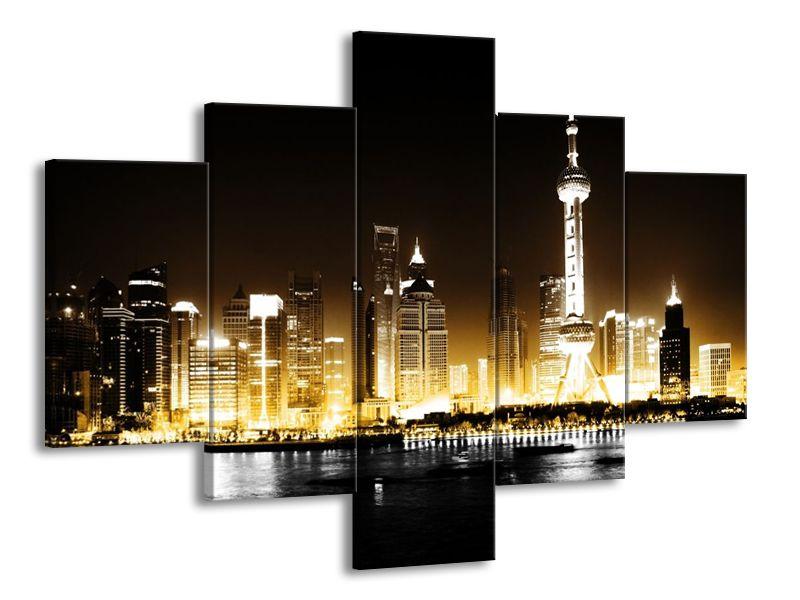 Oslňující záření velkoměsta