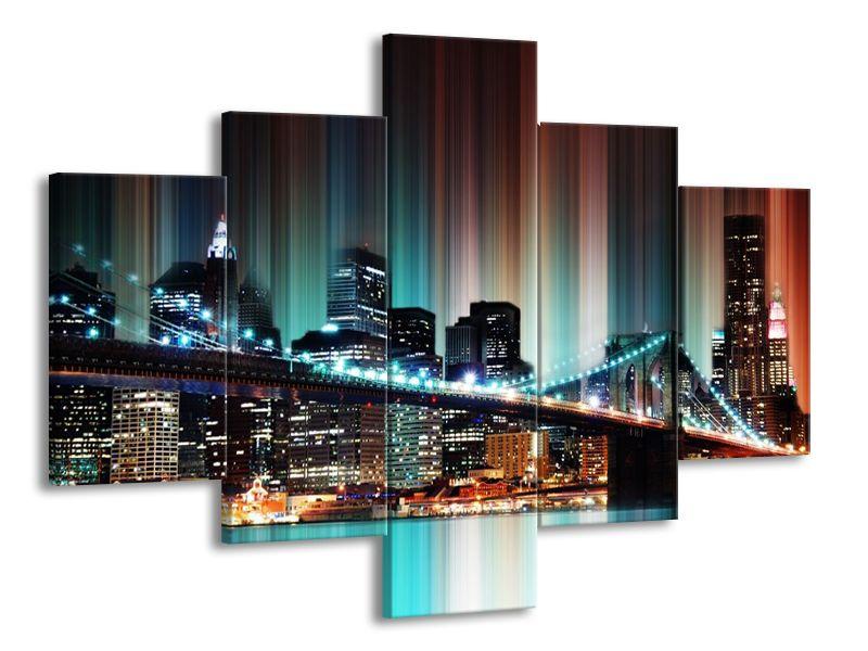Pomíjivý okamžik New Yorku