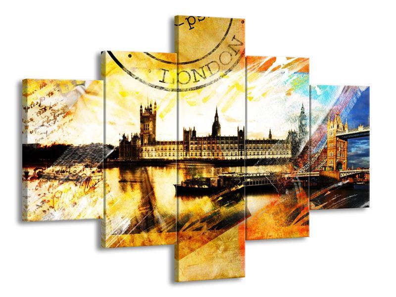 Londýn v koláži