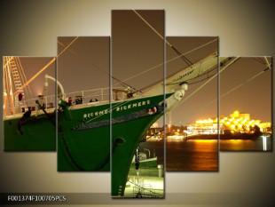 Zelená loď