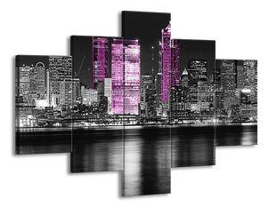 Černá vzpomínka New Yorku