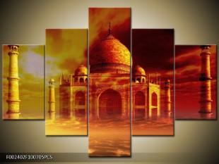 Vzpomínka na Taj Mahal