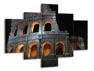 Osvětlený chrám