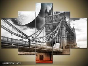 Noc u Tower Bridge