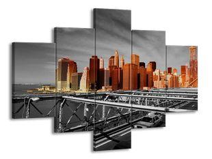 Manhattan v okrové