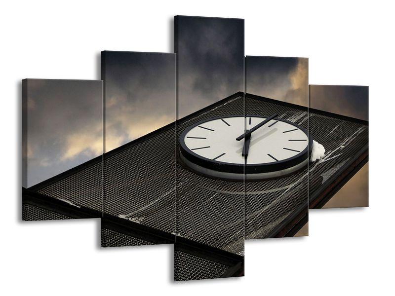 Pověšené hodiny