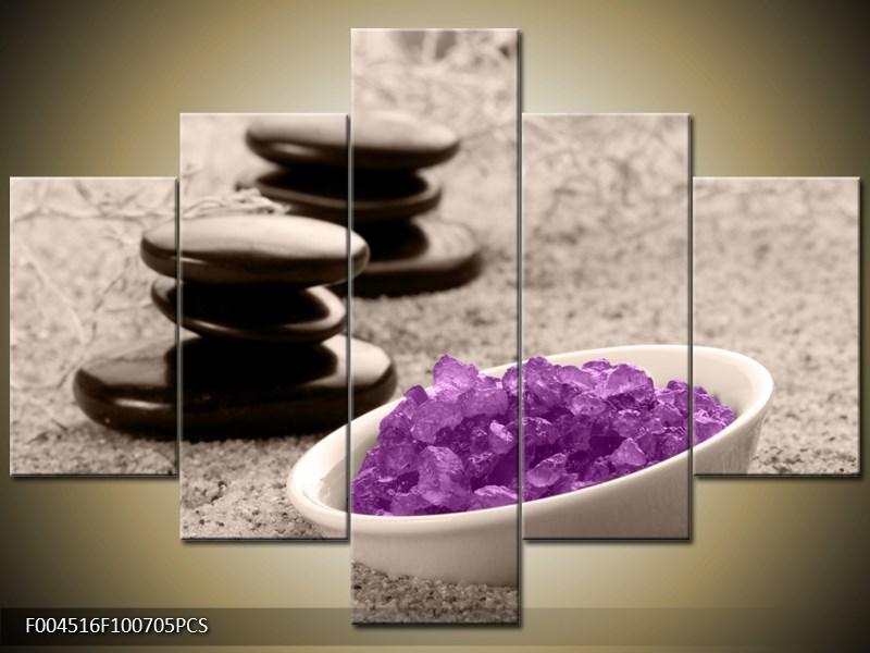 Krystaly a kamínky