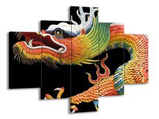 Hrozivý drak
