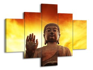 Buddha ve slunci