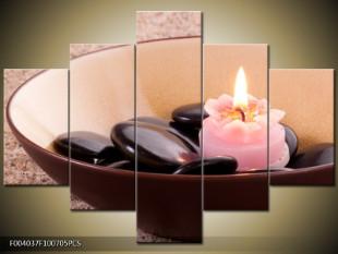 Voňavá svíčka