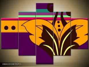 Elegantní motýl