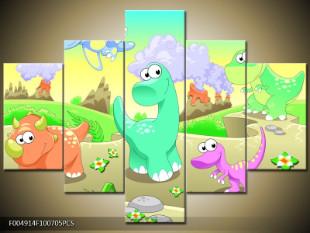 Roztomilí dinosauři