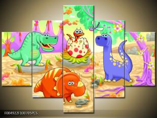 Veselí dinosauři