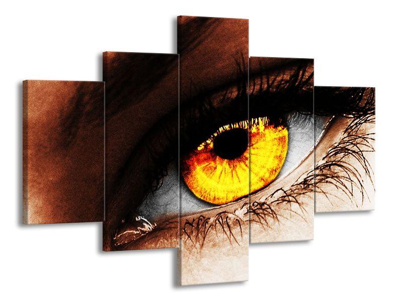 Zlaté oči