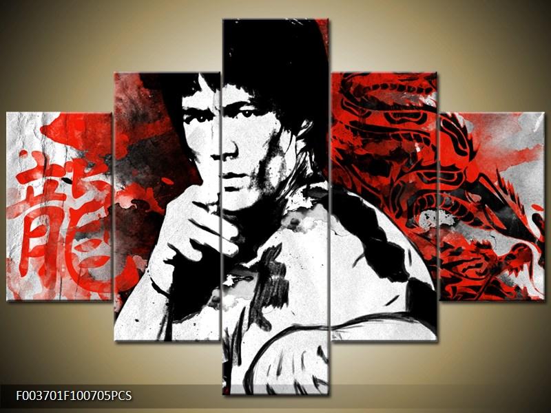 Pohled Bruce Lee