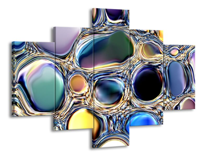 Mozaika z kapek vody