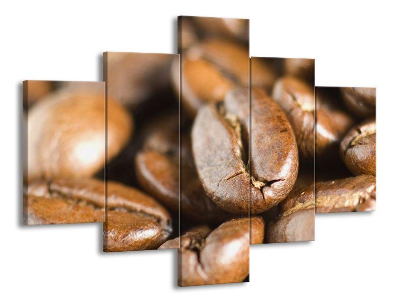Zrnka pražené kávy