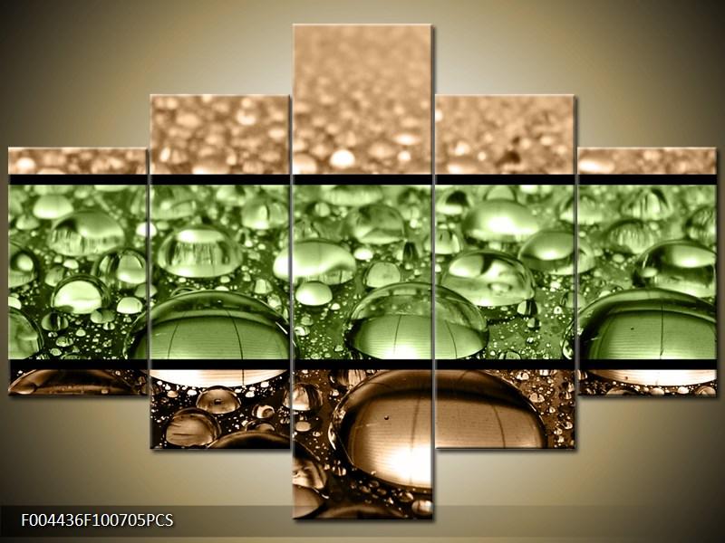 Diamanty vody dvoubarevně