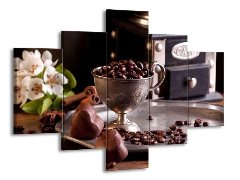 S láskou zrnka kávy