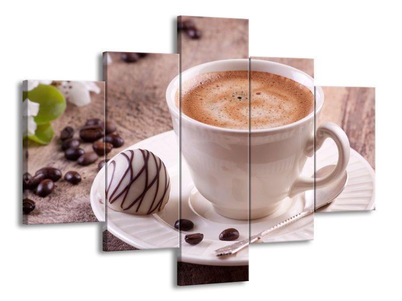 Kávička a bombón