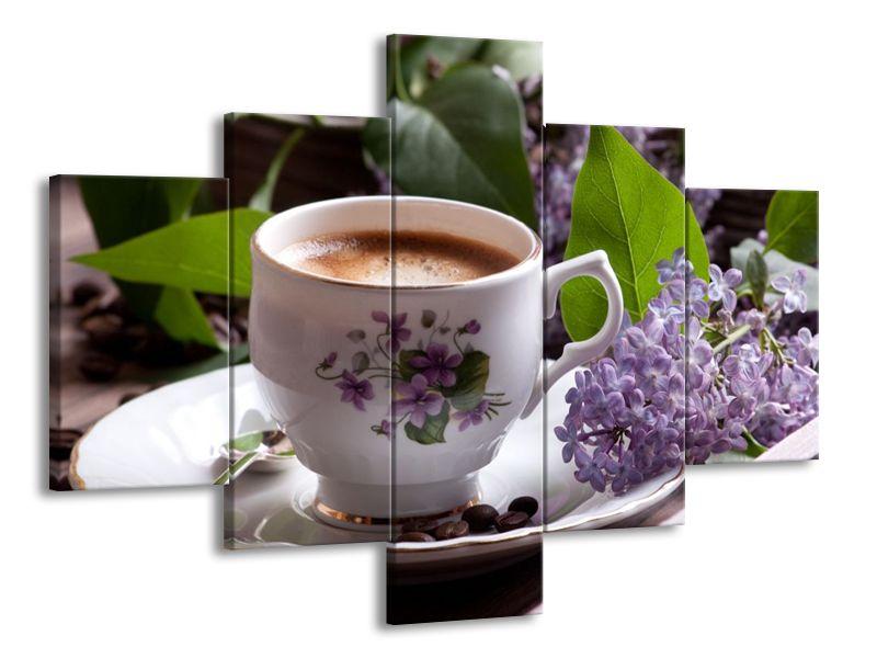 Voňavá káva