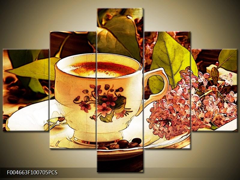 Šálek kávy 2