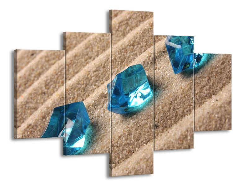 Modré krystalky