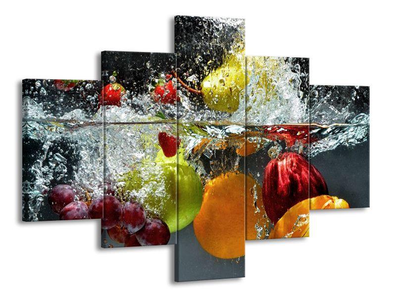 Ovoce ve vodě