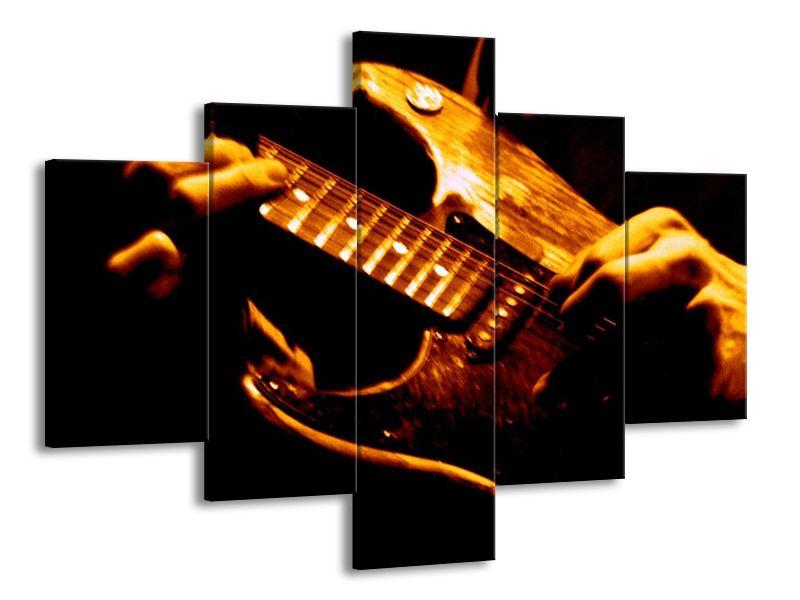 Hrající kytara
