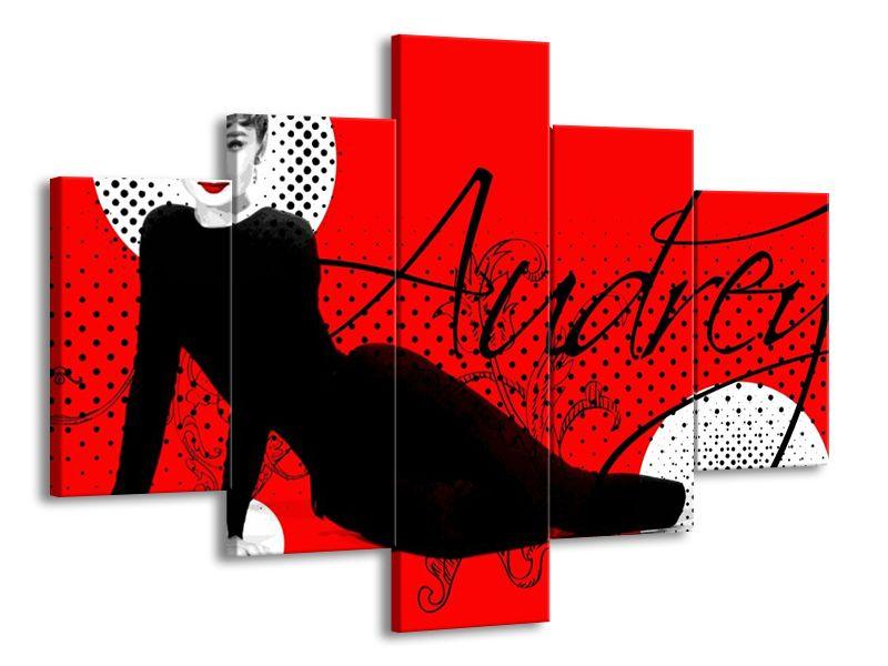 Audrey červená