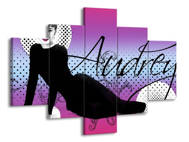 Audrey fialová