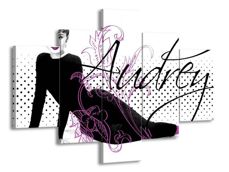 Purple Audrey