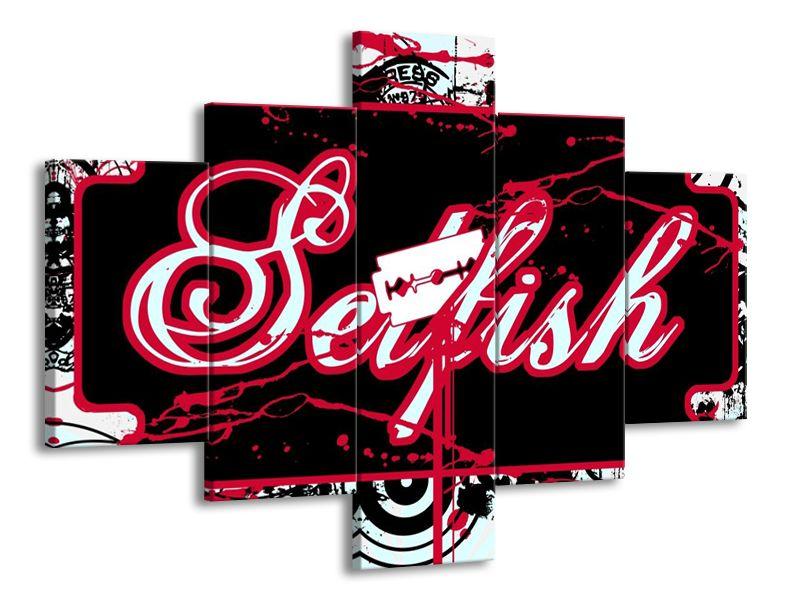 Selfish art