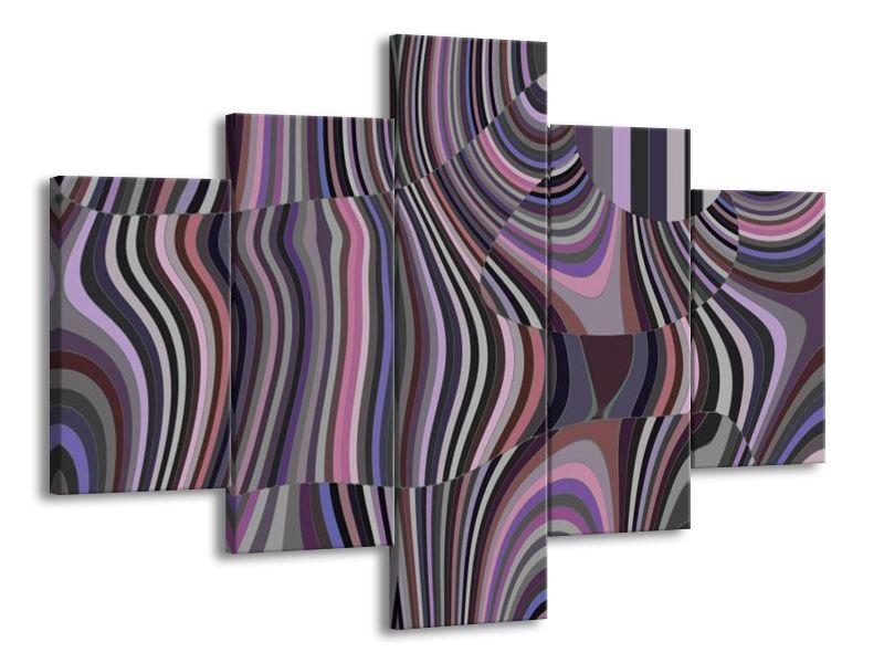 Mozaika pruhy