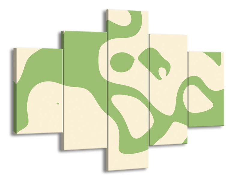 Zelená skvrnka