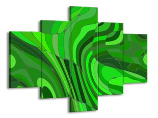 Zelené kreace