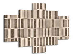 Dřevěné obdelníky