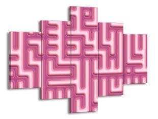 Růžové bludiště