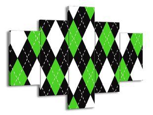 Zelená tapeta