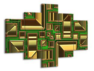Zlatá mozaika