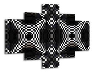 Černobílé hvězdice