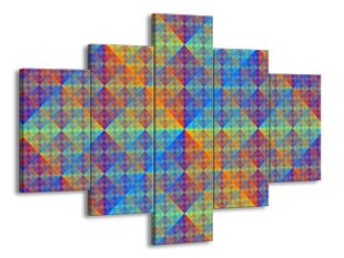 Kostky mozaika