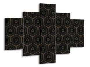 Šestiúhelník vzor