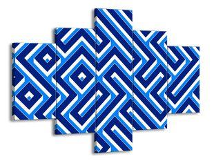 Modré bludiště