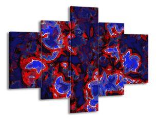 Modré krystaly