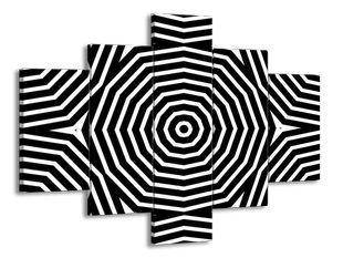 Černobílý kolotoč